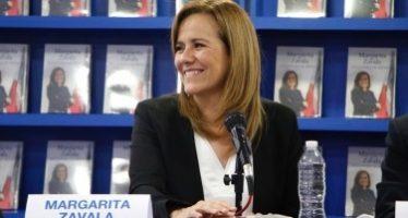Equipo de Margarita Zavala investiga anomalías en firmas