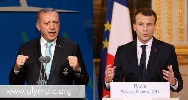 Francia no enviará tropas a Manjib, tras advertencia turca