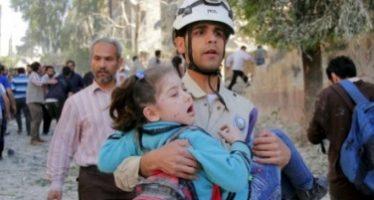 Fallecen 16 niños en nuevo ataque aéreo en Siria