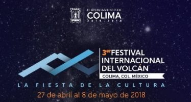 Colima se vestirá de gala con el Festival Internacional del Volcán