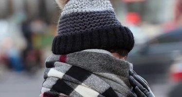 Frente frío 35 ocasionará vientos fuertes en el norte del país