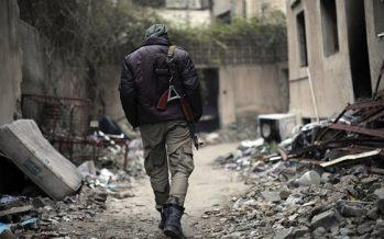 Siria detiene a 36 terroristas con explosivos, en Guta Oriental