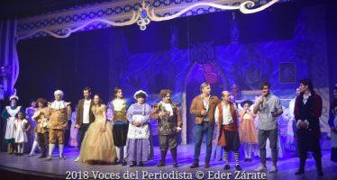 """""""Bella y Bestia, un nuevo musical"""" se está presentando en el Teatro San Jerónimo Independencia"""