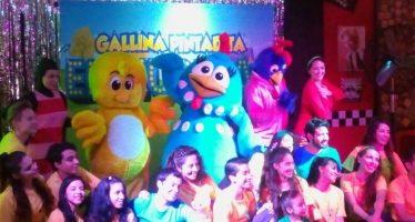 Conferencia de Prensa: ¡La Gallina Pintadita llega al Teatro Metropólitan!