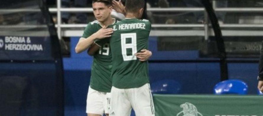 México se mantiene en sitio 17 de ranking de FIFA