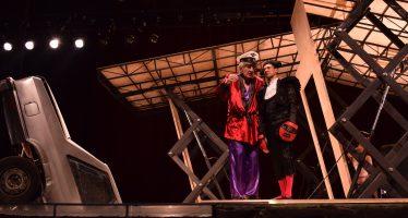 """""""Memorial"""" se está presentando en el Teatro Juan Ruiz de Alarcón del Centro Cultural Universitario"""