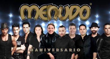 Menudo anuncia gira por el 40 aniversario en todo el mundo