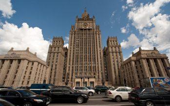 La UE, Canadá y Ucrania expulsan a diplomáticos rusos