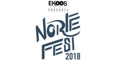 Celebrarán el Norte Fest 2018 con un gran cartel de Rock Alternativo