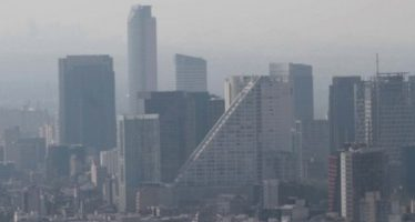 Ozono mantiene mala calidad del aire en el Valle de México