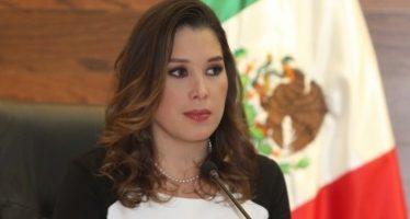 Renuncia Ximena Puente como comisionada del INAI