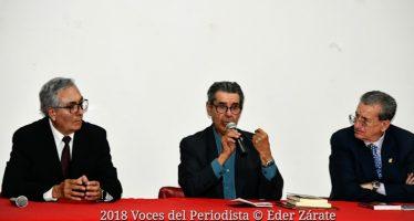 """Presentación del Libro """"Excélsior, un siglo ante el poder y la Historia"""" de Joaquín Herrera"""