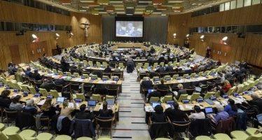 Presidente de Asamblea General de la ONU visita Colombia