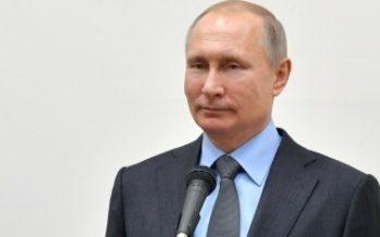 Putin marcha como favorito en elecciones presidenciales en Rusia