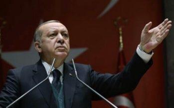 Turquía amenaza a Francia, por su apoyo a kurdos en Siria