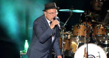 """Ruben Blades con Roberto Delgado """"Salsa Big Band"""", gira México 2018"""