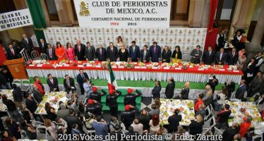 Se realizó el Certamen Nacional e Internacional de Periodismo 2018
