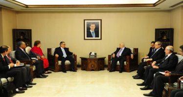 Reafirman importancia de mantener coordinación: Siria y Cuba