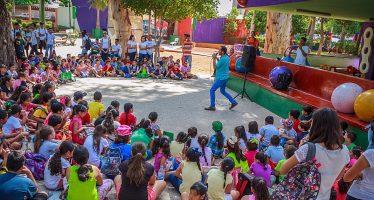 Llega la octava edición de Teatro en Plazas Públicas, Teatro en tu Barrio