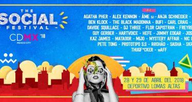 The Social Festival celebrará su segunda edición en México