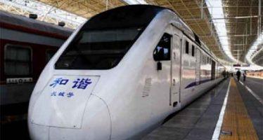 China implementará trenes de alta velocidad para 2025