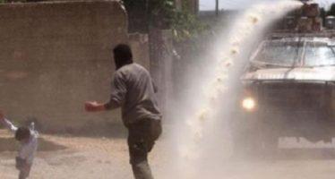 Nuevos enfrentamientos dejan 25 palestinos heridos