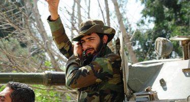 Ejército avanza contra las organizaciones terroristas