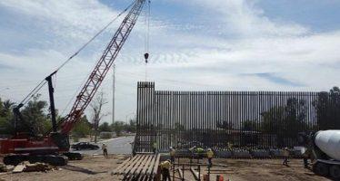 Trump anuncia el inicio de la construcción del Muro