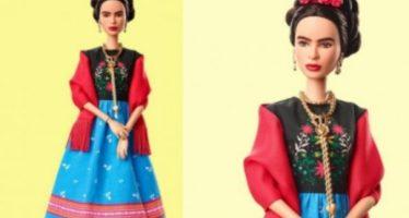 Mattel carece de derechos para usar imagen de Frida