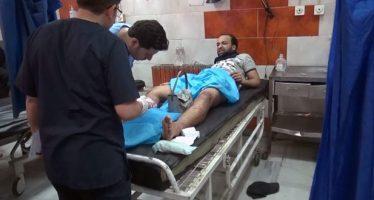 Víctimas en ataques terroristas con proyectiles contra Damasco
