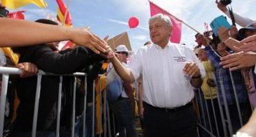 AMLO: Que México sea una potencia, el sueño que me inspira
