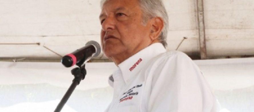 Será una transición pacífica y ordenada: López Obrador