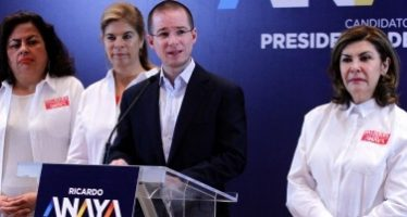 Alista Anaya estrategia para frenar violencia contra la mujer