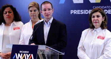 Anaya plantea reducir gasto corriente y aumentar inversión