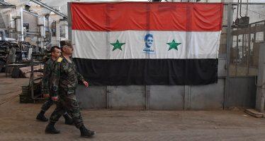 Rusia reitera apoyo militar a Siria, tras amenazas de EEUU