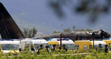 Siria expresa condolencias por víctimas del avión siniestrado