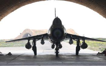 Fuerza Aérea de Siria no reporta bajas, tras ataque aliado