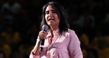 Barrales inicia campaña a la jefatura de Gobierno