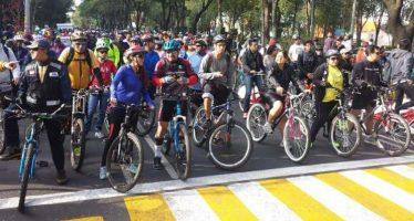 CDMX alista gran rodada por Día Mundial de la Bicicleta
