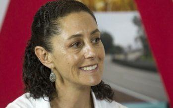 Sheinbaum promete combate frontal a problemas de la CDMX