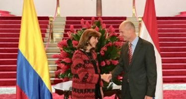 Colombia y Holanda quieren aumentar comercio