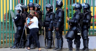 Protestas en Nicaragua contra reforma al sistema de pensiones