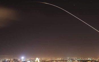 Periodistas árabes condenan ataques contra Siria