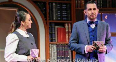 """""""Papi Piernas Largas"""" graba CD como parte de la celebración por su primer aniversario en cartelera"""