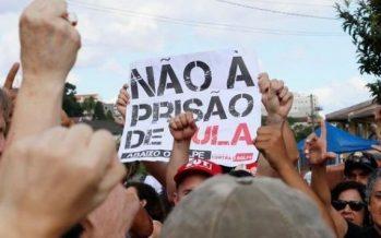 Dos heridos en ataque a tiros contra manifestantes pro-Lula