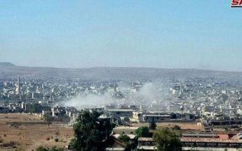 Ejército intensifica sus bombardeos contra el Daesh en Hayyar Asswad
