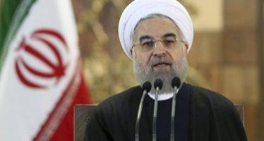 EU lo lamentará si se retira del acuerdo nuclear: presidente de Irán