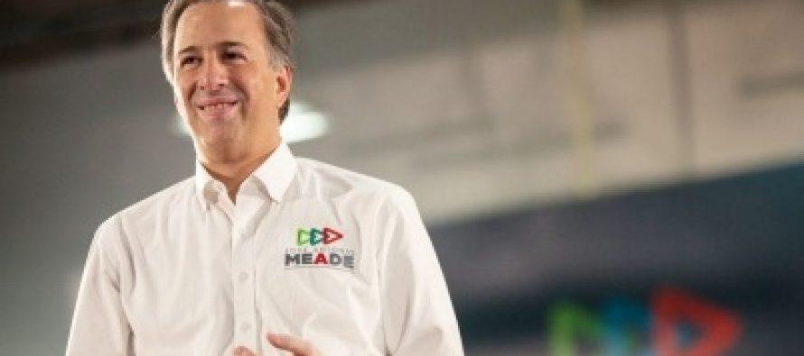Meade: En una contienda electoral se comparan a candidatos