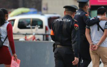 Exconvicto fue detenido por robo en Línea 1 del Metro