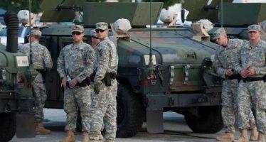 Militarización, no frenará los flujos migratorios: Giorgana